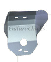 Ricochet Anodized Aluminum Skid Plate for Honda CR250 (1994-1996), Part #450, Multiple Colors Available