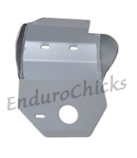Ricochet Anodized Aluminum Skid Plate for Honda CR250 (1997-1999), Part #451, Multiple Colors Available