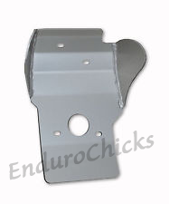Ricochet Anodized Aluminum Skid Plate for Honda CR250 (2000-2001), Part #452, Multiple Colors Available