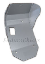 EnduroChicks - Shop for Ricochet Skid Plate Part #455 - Honda CRF150F (2003-2005) & CRF230F (2003-2014)
