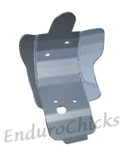 Ricochet Anodized Aluminum Skid Plate for Honda CRF450R (2005-2008), Part #457, Multiple Colors Available