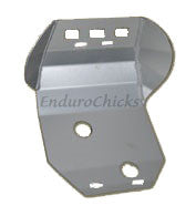 Ricochet Anodized Aluminum Skid Plate for Husqvarna TEE 400/410/610 (2000-2004), Part #460, Multiple Colors Available