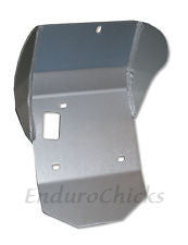 EnduroChicks - Shop for Ricochet Skid Plate Part #462 - Honda CRF230L (2008-2012)