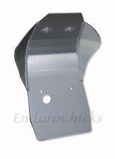 EnduroChicks - Shop for Ricochet Skid Plate Part #463 - Yamaha WR250R & WR250X (2008-2015)
