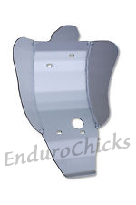EnduroChicks - Shop for Ricochet Skid Plate Part #464 - Honda CRF450R (2009-2015)