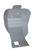 EnduroChicks - Shop for Ricochet Skid Plate, Part #466 - KTM XC-F 450/505 (2009-2011)& SX-F 450/505 (2009-2010), #466