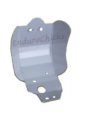 EnduroChicks - Shop for Ricochet Skid Plate, Part #471FC - Husqvarna TC 450/510, TE/TXC 310/450/510 (2009-2011)