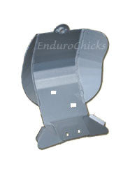 Ricochet Anodized Aluminum Skid Plate for Husqvarna TXC 250 (2010), Part #472FC, Multiple Colors Available