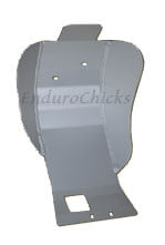 EnduroChicks - Shop for Ricochet Skid Plate, Part #476 - KTM SX-F 450 (2011-2012)