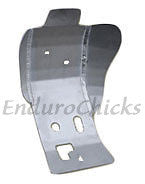EnduroChicks - Shop for Ricochet Skid Plate, Part #483 - KTM models (various)