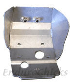 EnduroChicks - Shop for Ricochet Skid Plate Part #492 - Honda CRF250L (2013-2015)