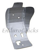EnduroChicks - Shop for Ricochet Skid Plate, Part #494 - Various KTM and Husqvarna models (2013-2015)