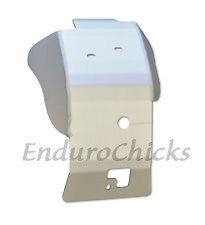 EnduroChicks - Shop for Ricochet Skid Plate, Part #499 - KTM SX-F 250/XC-F 250 (2013-2015), XCF-W 250 (2014-2015)