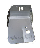 EnduroChicks - Shop for Ricochet Skid Plate Part #701 - Husaberg 400/501/600/650 (1997-2013)