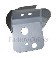 EnduroChicks - Shop for Ricochet Skid Plate Part #750 - Gas Gas MX /XC /EC 200/250/300 2-Stroke (1998-2013)