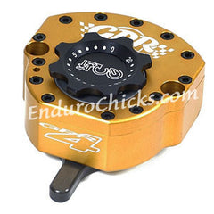 EnduroChicks - Shop for Gold Steering Stabilizer - GPR V4 Sport - Kawasaki ZX14 (2012)