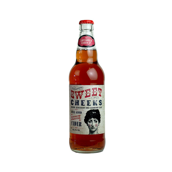 Sweet Cheeks Cider 500ml
