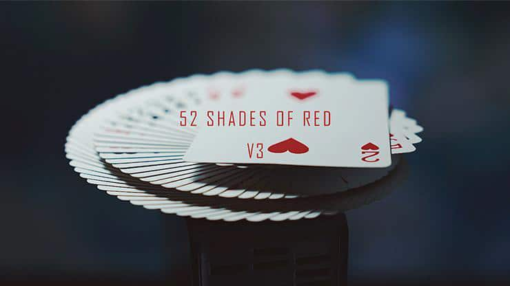 52 Shades of Red by Shin Lim Alt1