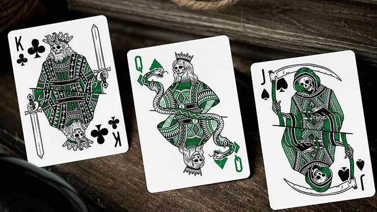 666-Green-Playing-Cards-by-Riffle-Shuffle-Alt4