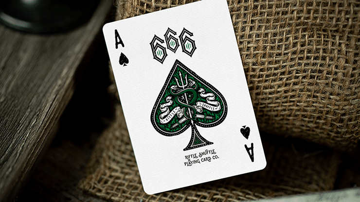 666-Green-Playing-Cards-by-Riffle-Shuffle-Alt5