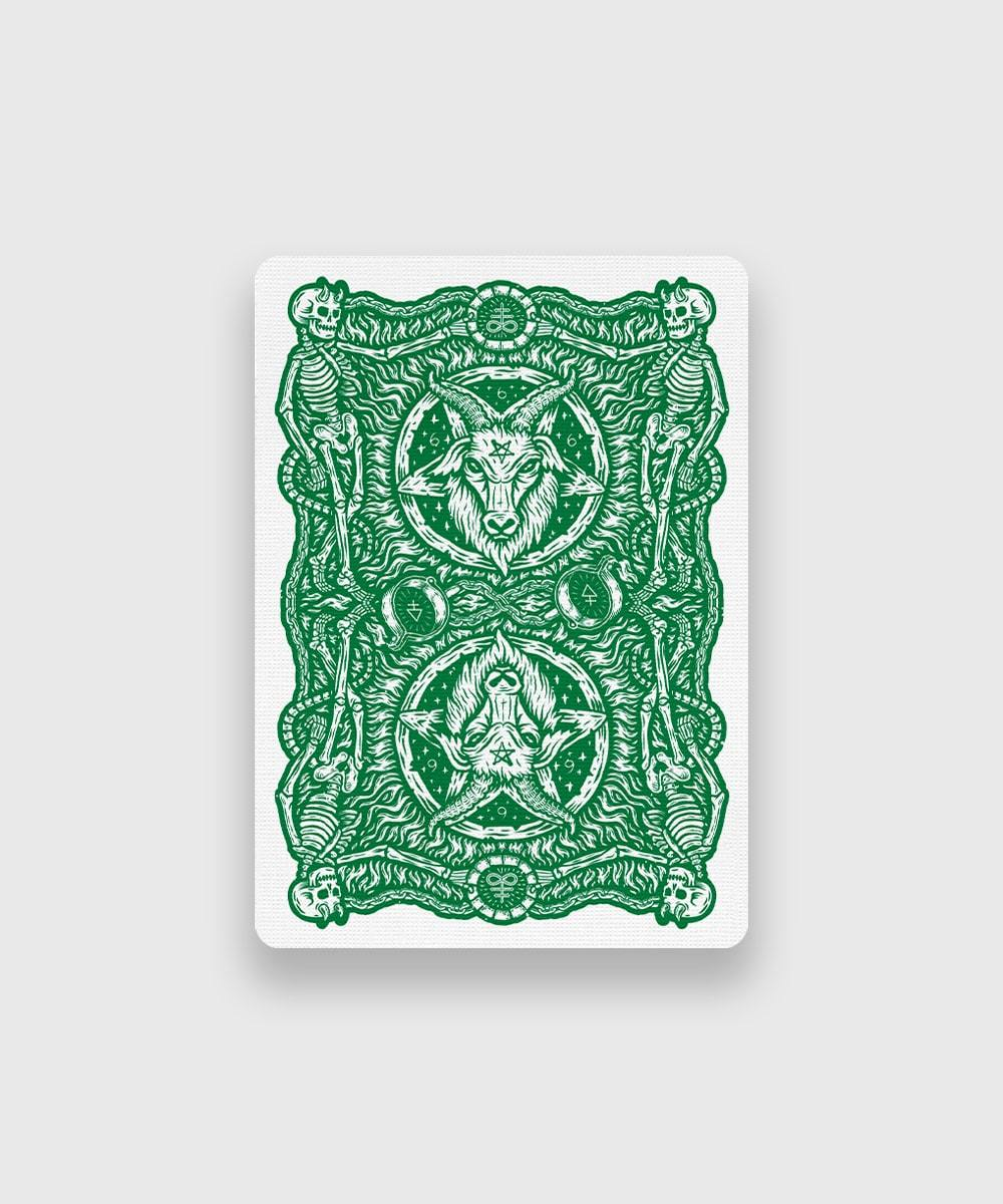 666-Green-Playing-Cards-by-Riffle-Shuffle-Galerie