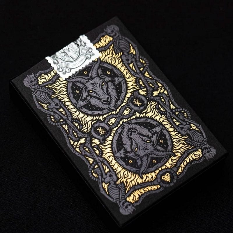 666 Playing Cards by Riffle Shuffle alt1