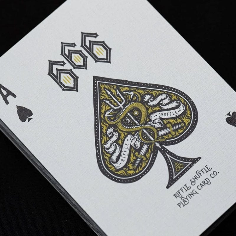 666 Playing Cards by Riffle Shuffle alt2