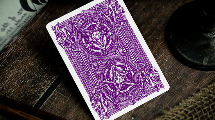 666-Purple-Playing-Cards-by-Riffle-Shuffle-Alt6