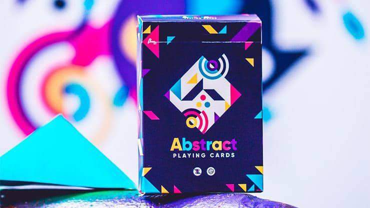 Abstract Playing Cards V1 Alt1