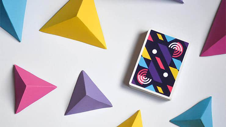 Abstract Playing Cards V1 Alt3