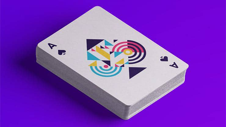 Abstract Playing Cards V1 Alt4