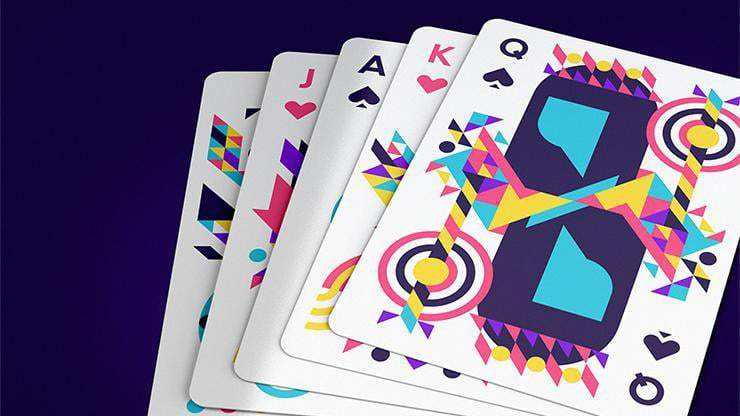 Abstract Playing Cards V1 Alt5
