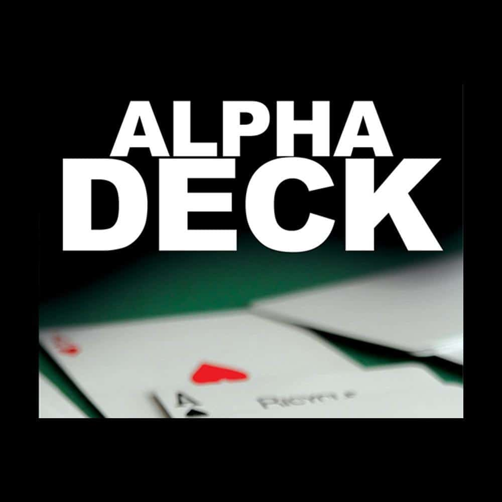 Alpha Deck by Richard Sanders Alt1