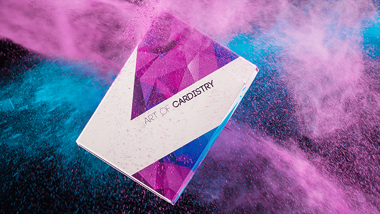 Art of Cardistry Purple Playing Cards Alt2