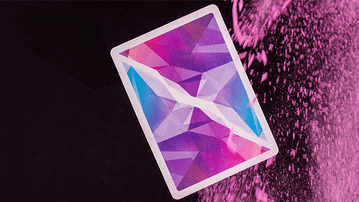 Art of Cardistry Purple Playing Cards Alt3