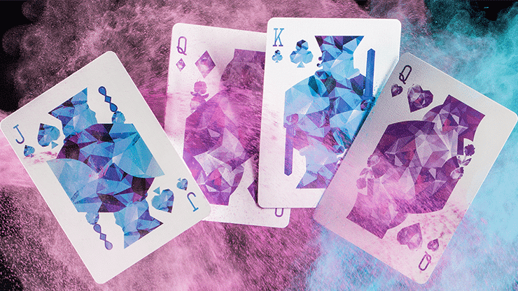 Art of Cardistry Purple Playing Cards Alt5