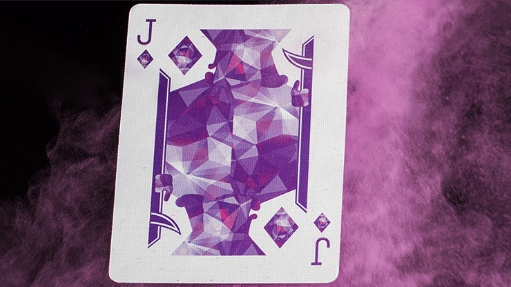 Art of Cardistry Purple Playing Cards Alt6