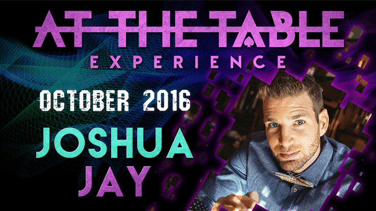 At the Table Jushua Jay 2016