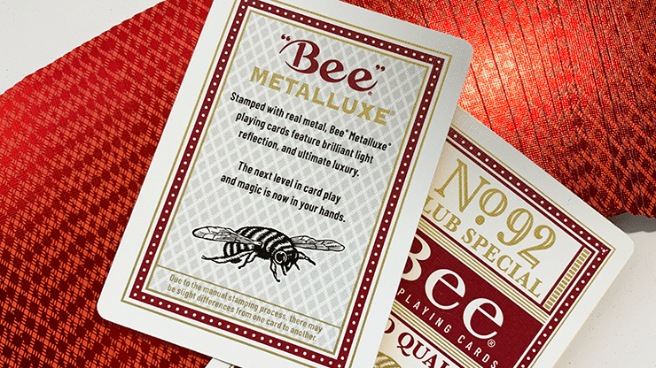 Bee-Red-MetalLuxe-Playing-Cards-Alt3
