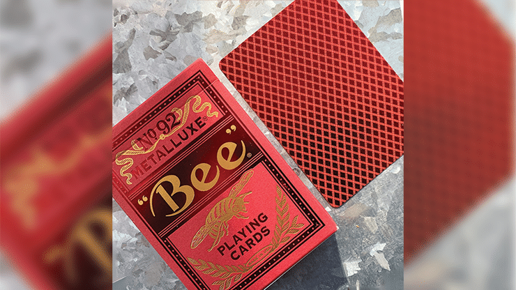 Bee-Red-MetalLuxe-Playing-Cards-Alt5