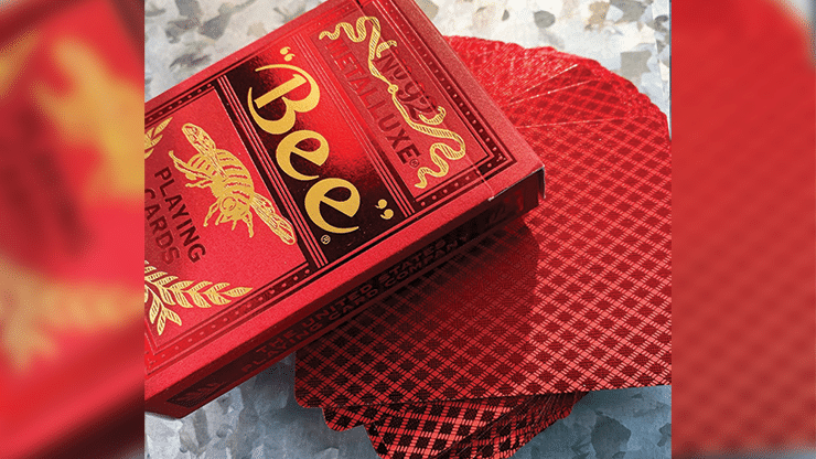 Bee-Red-MetalLuxe-Playing-Cards-Alt6