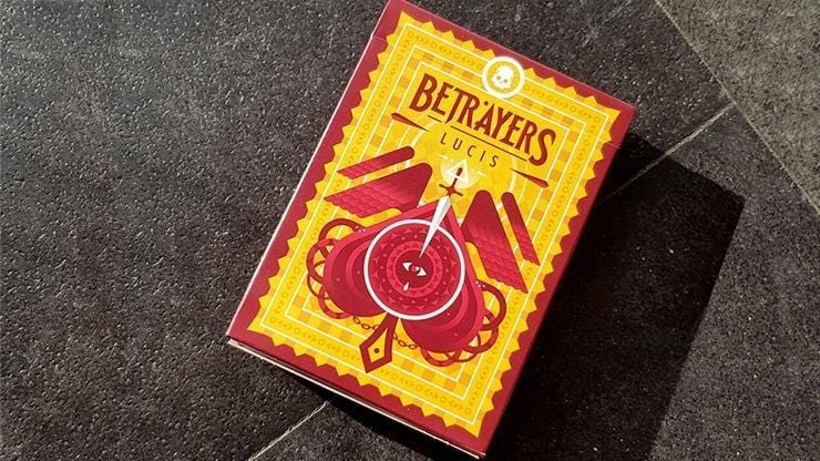Betrayers Lucis Playing Cards Alt1