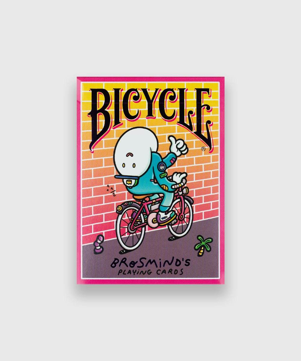Bicycle-Brosmind-Four-Gangs-Galerie