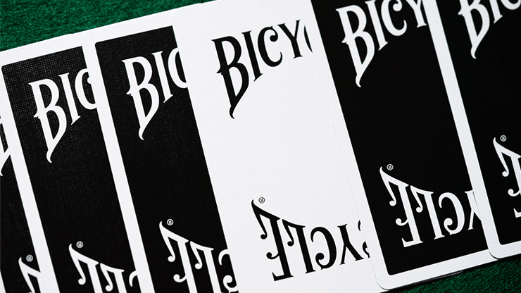 Bicycle Insignia Black Playing Cards Alt3