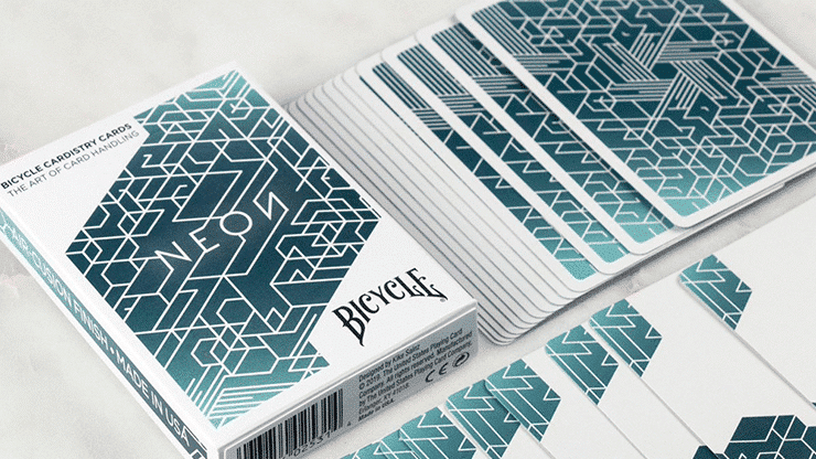 Bicycle Neon Cardistry Cards Alt4