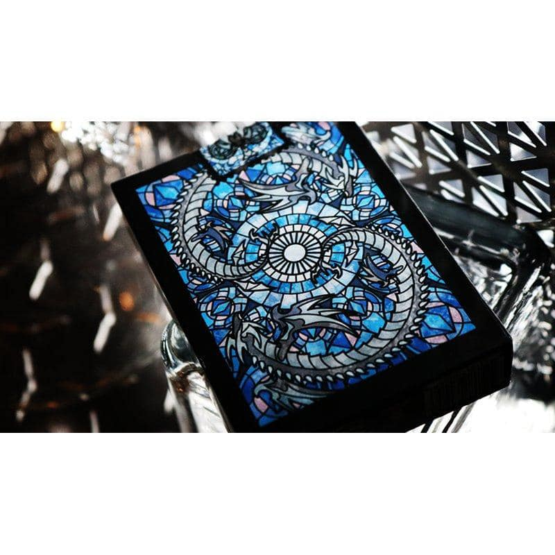 Bicycle Stained Glass Leviathan Playing Cards Alt5
