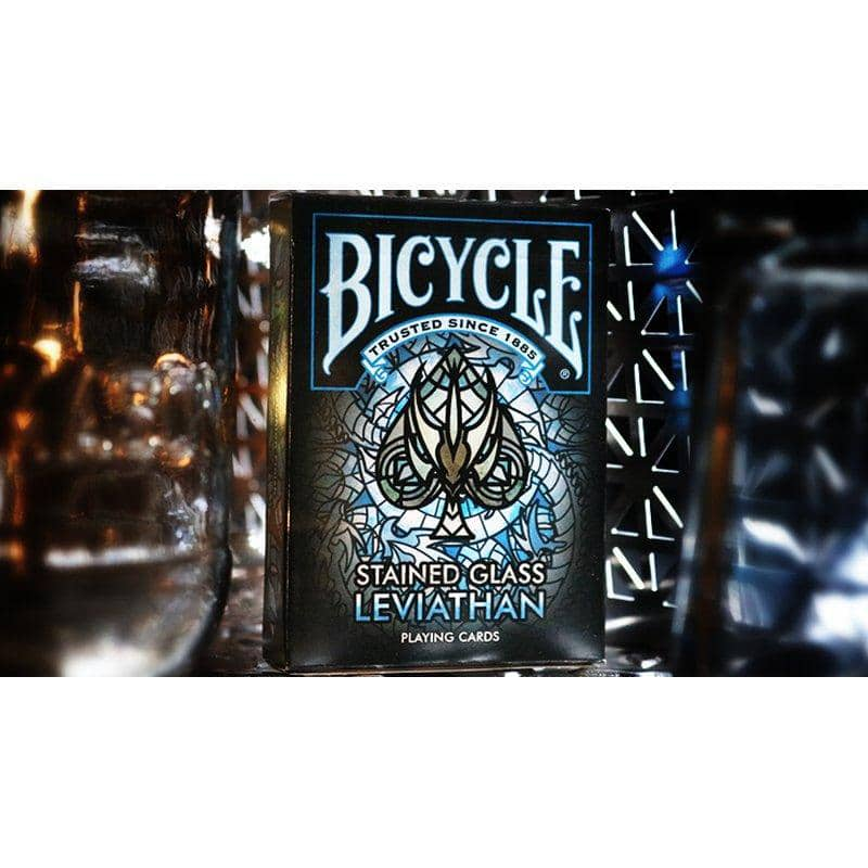 Bicycle Stained Glass Leviathan Playing Cards Alt6