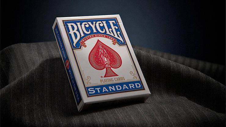 Bicycle Standard Red Rider Back Alt1