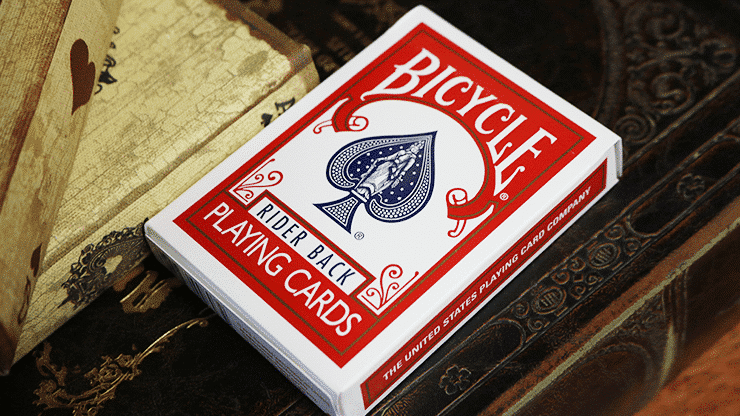 Bicycle Svengali Deck Red Queen of Hearts Alt3