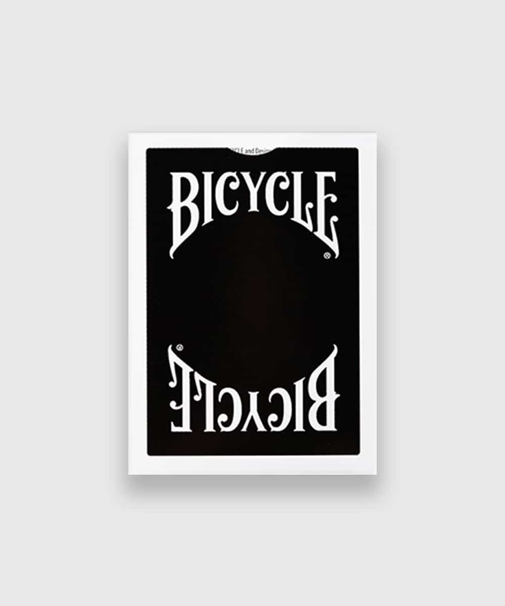 Bicycle Insignia Black Galerie